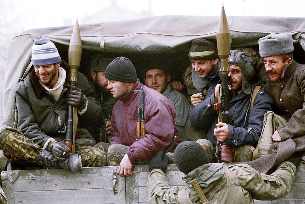 Moskaus Strategie im Zweiten Tschetschenienkrieg