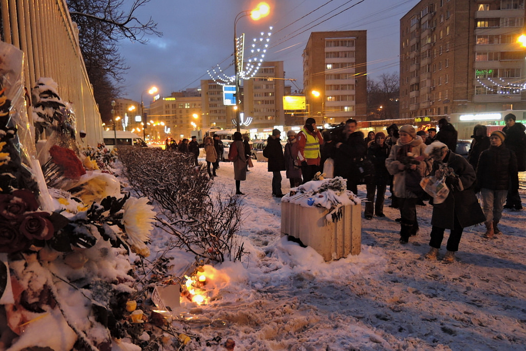 Russlands Erfahrungen mit Terrorismus
