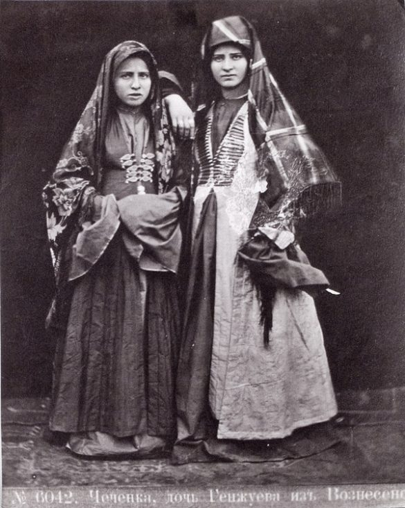 – Historisches zu Tschetscheno-Inguschetien –